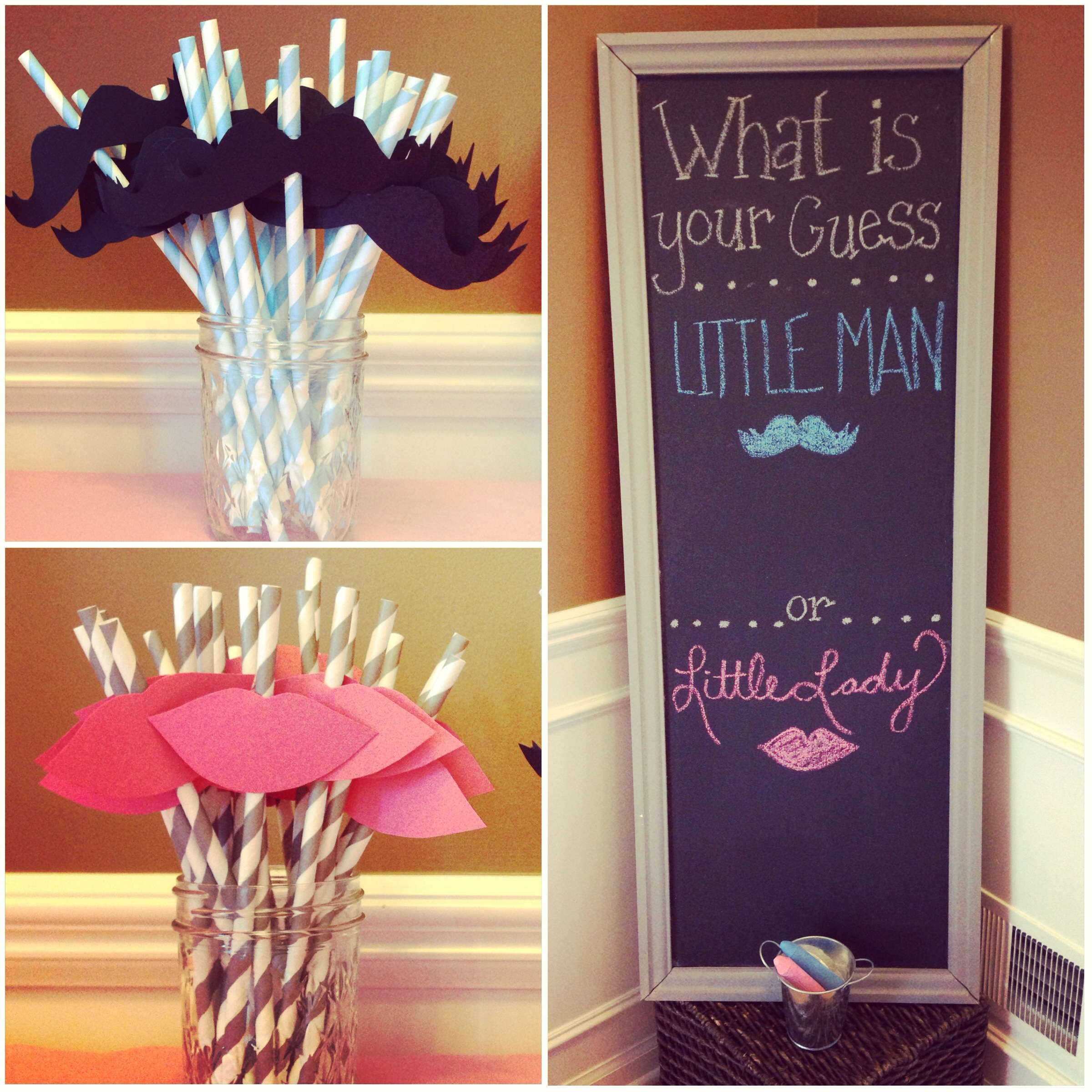 baby gender reveal party  rent my wedding blog, Baby shower