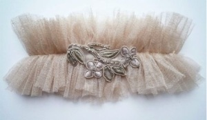 garter, wedding, wedding garter, diy