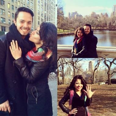 Joceline and Juan's Engagement