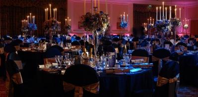 masquerade ball, masquerade ball theme, masquerade ball ideas, prom, homecoming, party, masquerade prom, uplighting, prom uplighting