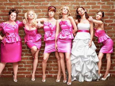 """Bridesmaids"" (2011 film) Photo Google search via clptampa.com"