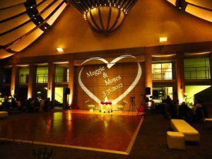heart gobo, monogram, gobo, heart monogram, wedding monogram, gobo monogram