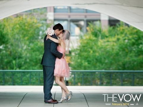 """The Vow"" Photo Credit: thefocusedfilmographer.com"