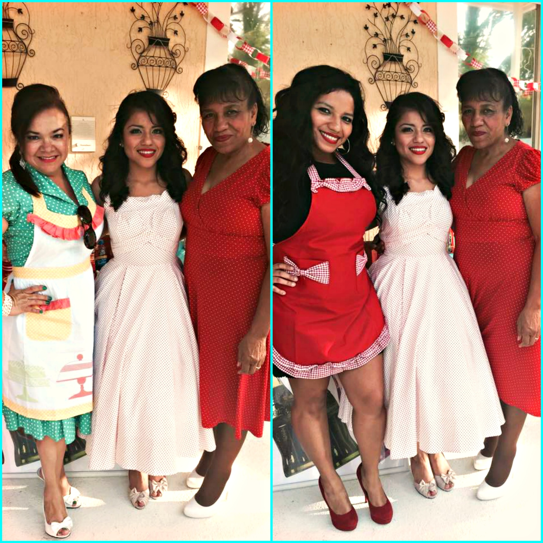 50s Retro Housewife Themed Bridal Shower Rent My Wedding Blog