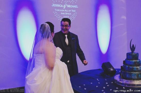 wedding - gobo - uplighting