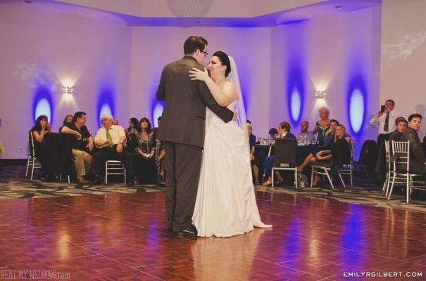 wedding - uplighting