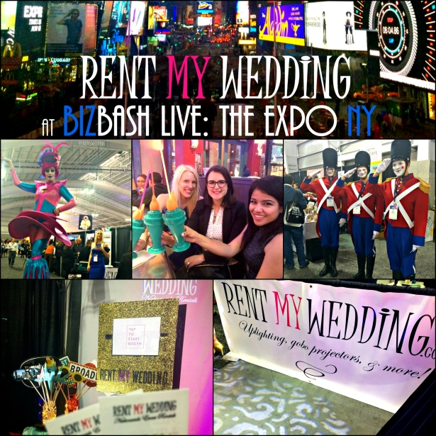 Rent My Wedding BizBash