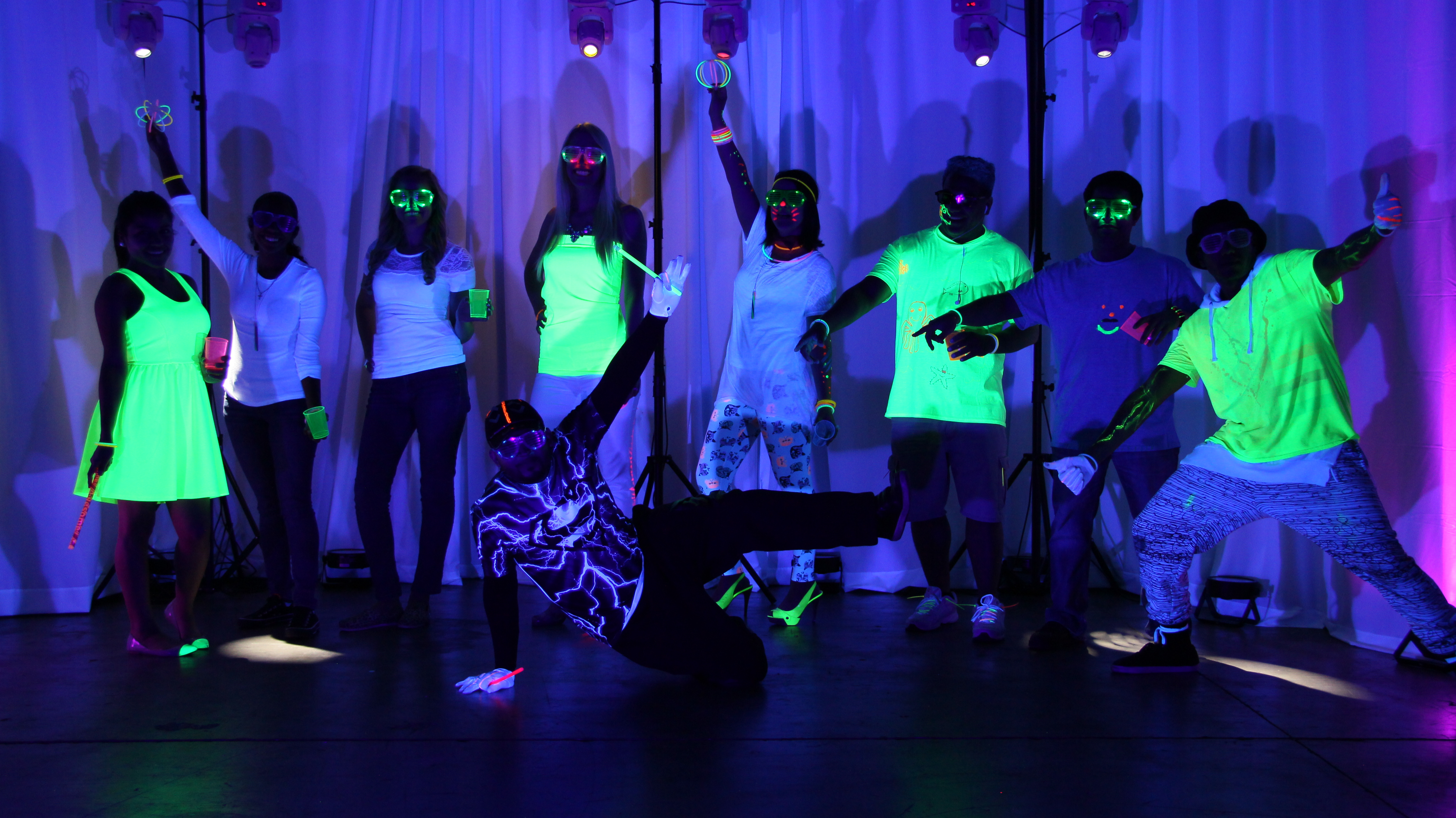 kids free com for df dance event light presented black the dark nowplayingutah by lighting party studio in primary glow