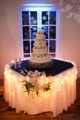 Andre & Dara's Winter Wedding