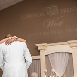 Lorenda & Prentis West's Southern Wedding