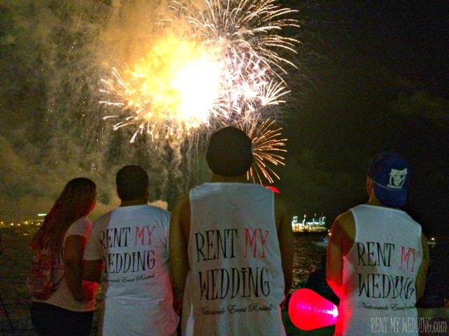 RMW fireworks back
