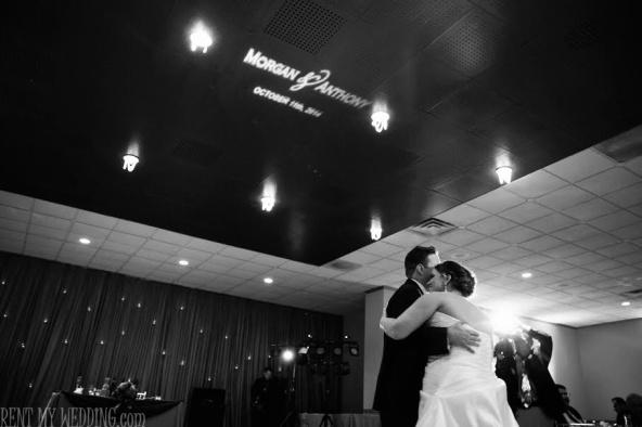 wedding - gobo