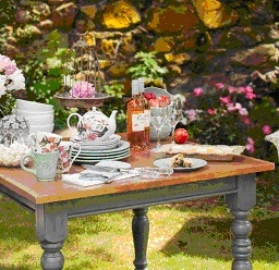 Spring Garden Party Ideas