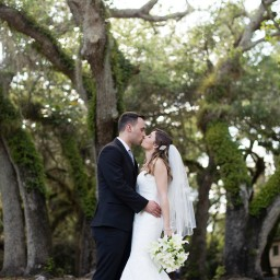 Outdoor Wedding at South Florida Hidden Gem