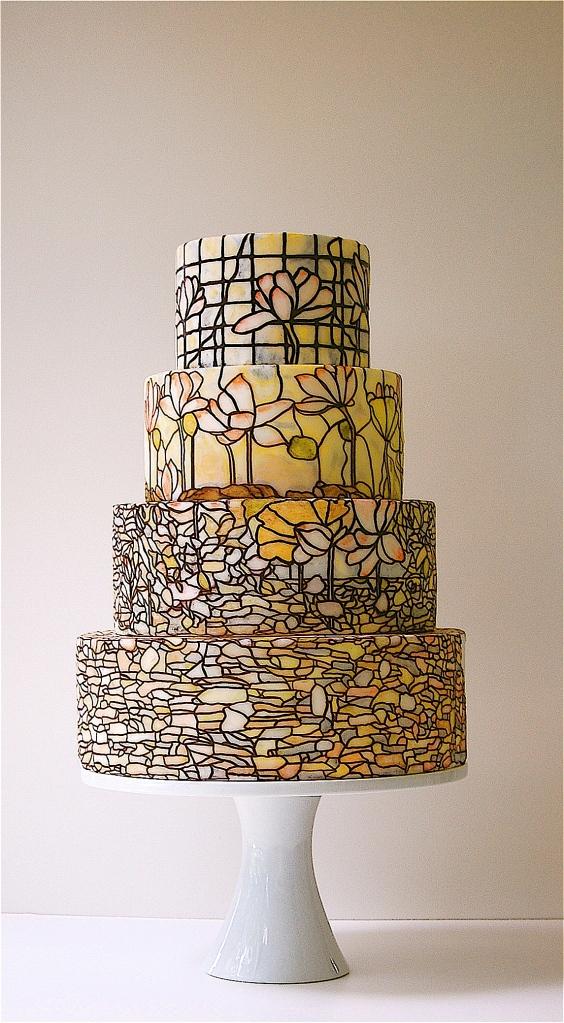 SPRING_Tiffany Pond Lily- Maggie Austin Cake
