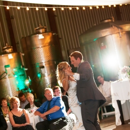 Outdoor Vineyard Wedding in NC