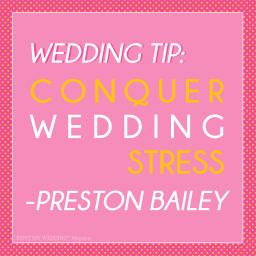 Conquer Wedding Planning Stress