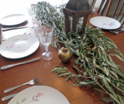 Create Your Own Greenery Centerpiece