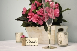 Wine Stopping Place Cards