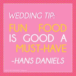 Making Your Wedding Memorable