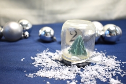 Snow Globe Table Numbers